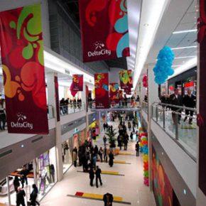 deltacity shopping center