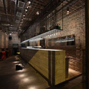 Top 10 39 design 39 bars restaurants in belgrade still in for Industrial designer milano