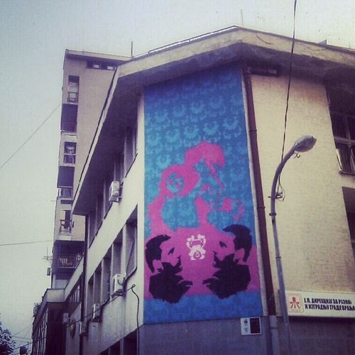 street art by tkv