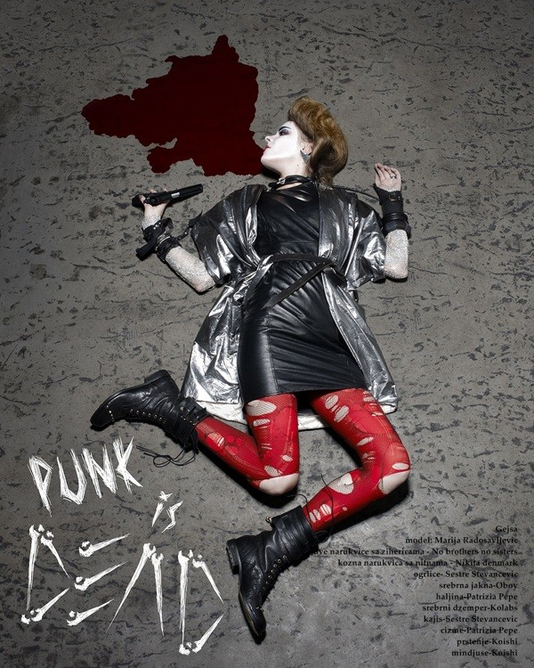 faar magazin punk is dead