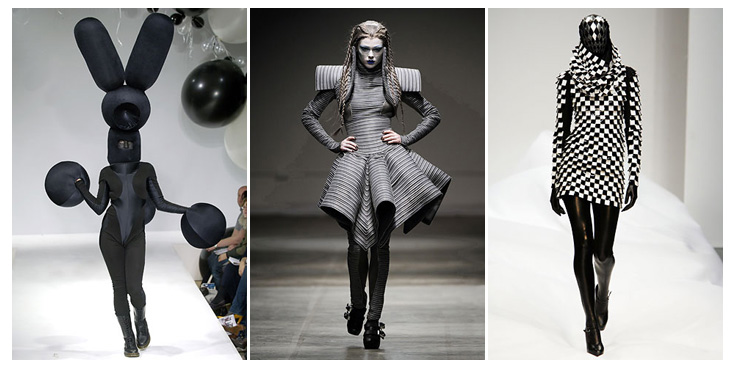 Gareth Pugh-Fashion Genius from the other Universe • STILL