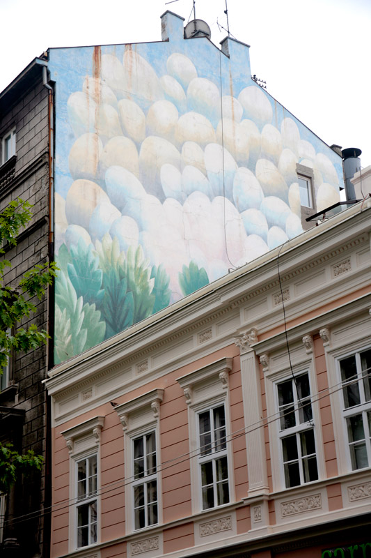 knez mihajlova 40 mural