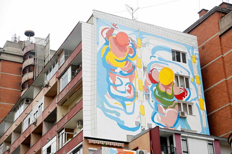 milesevska 57 mural