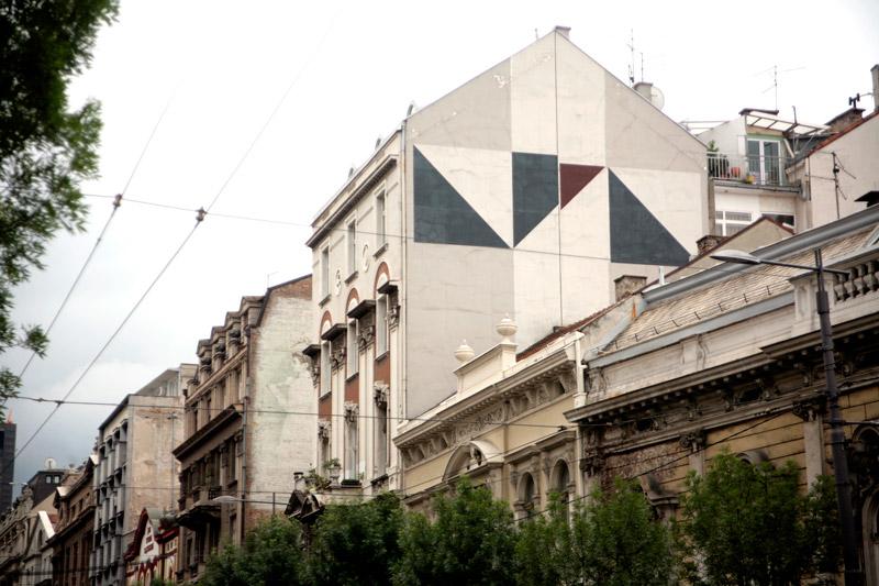 terazije 28 mural