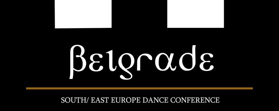 belgrade dance conferance