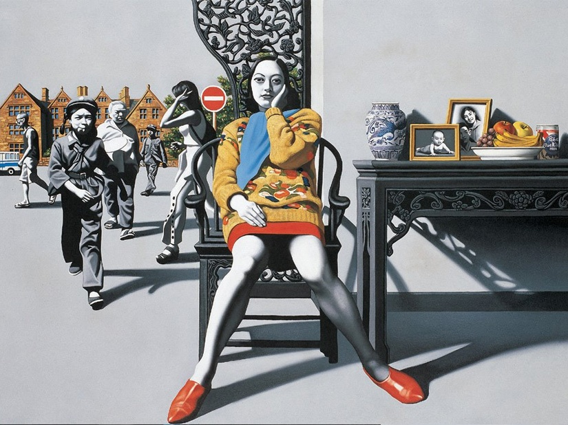 Chinese Contemporary Art Museum - Essay Example