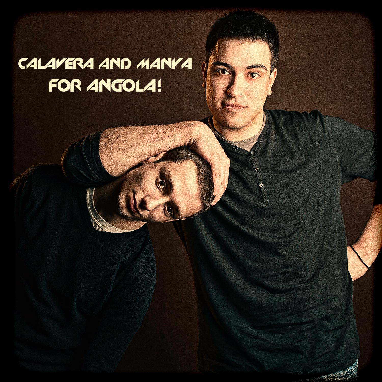 Calavera & Manya For Angola (1)