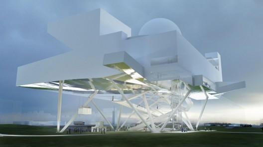 Wolfgang Tschapeller architecture