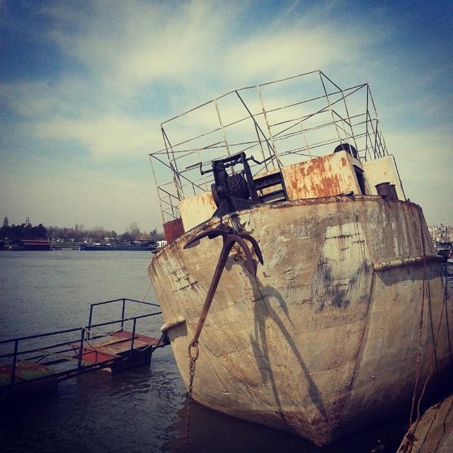 belgrade river