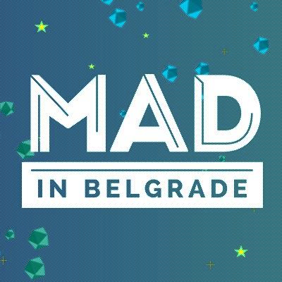 mad in belgrade