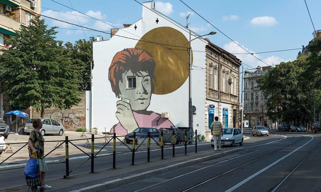 Creative tour belgrade