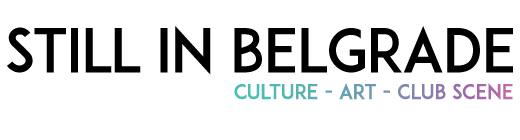 STILL IN BELGRADE logo