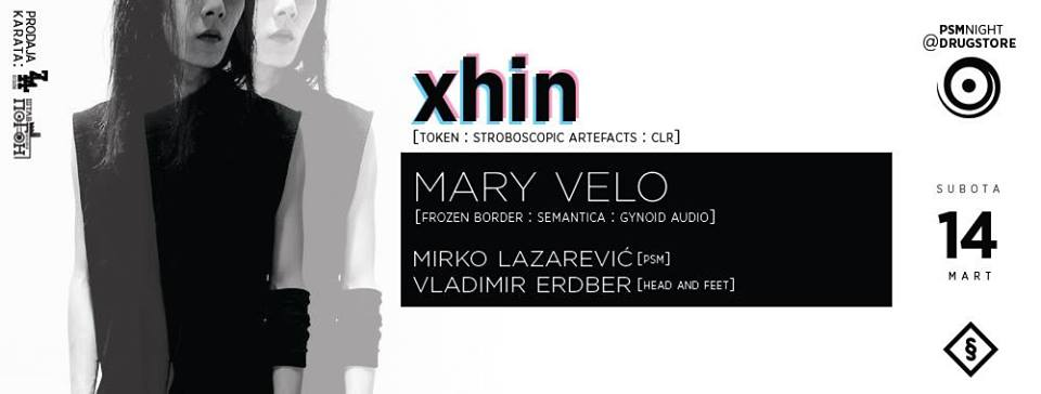 Power Source Music Presents Xhin & Mary Velo