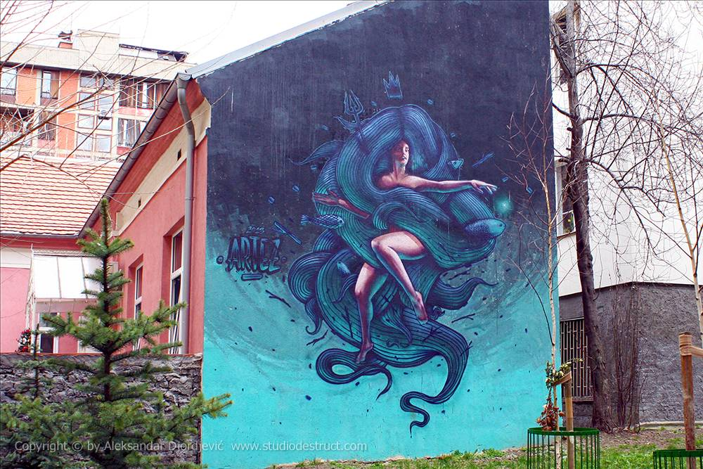 Beograd grafiti Artez 043 EDIT