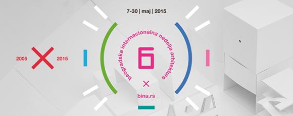Belgrade International Architecture Week 2015