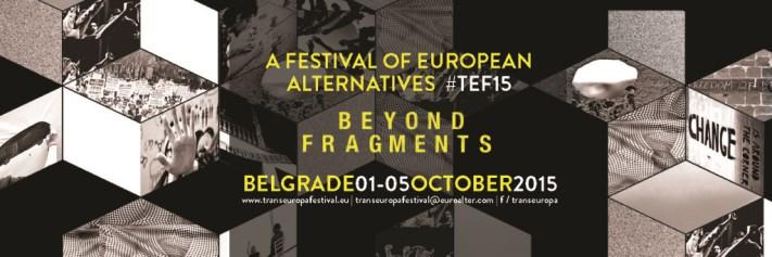 Transeuropa Festival Starts Soon!