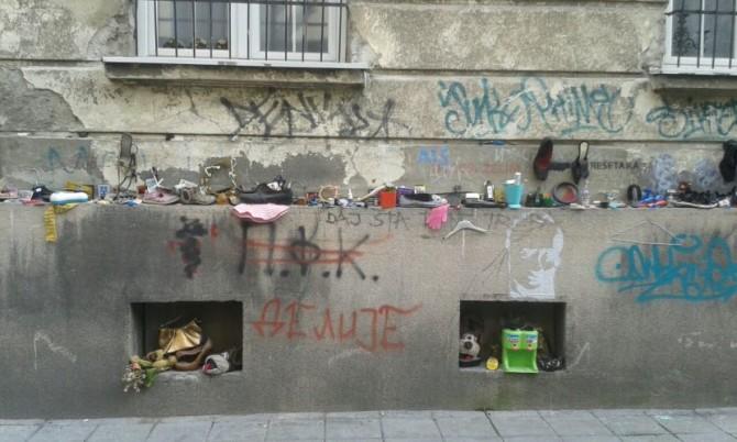 Hilandarska-ulica-zid-prekinutih-veza