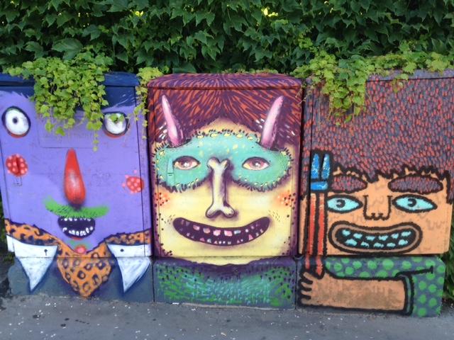 The Street Art of Belgrade