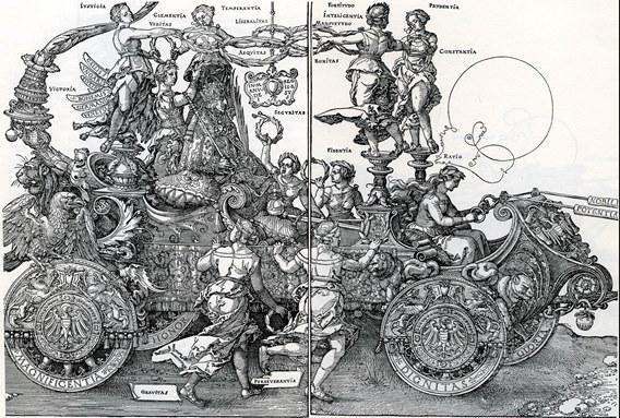 durer-maximilian-triumphal-car