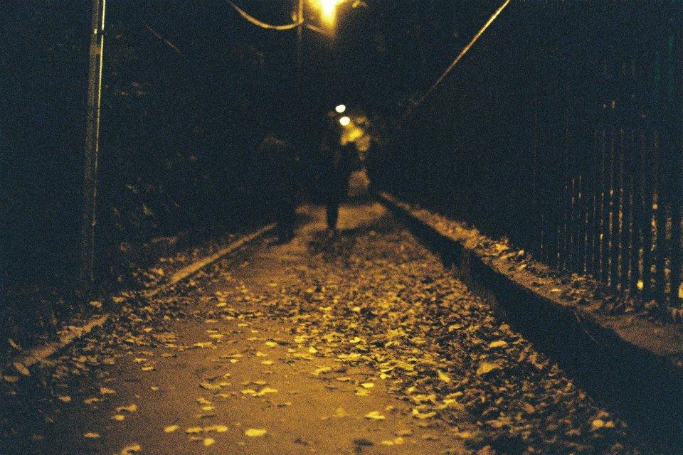 Belgrade at night by Marija Velinov