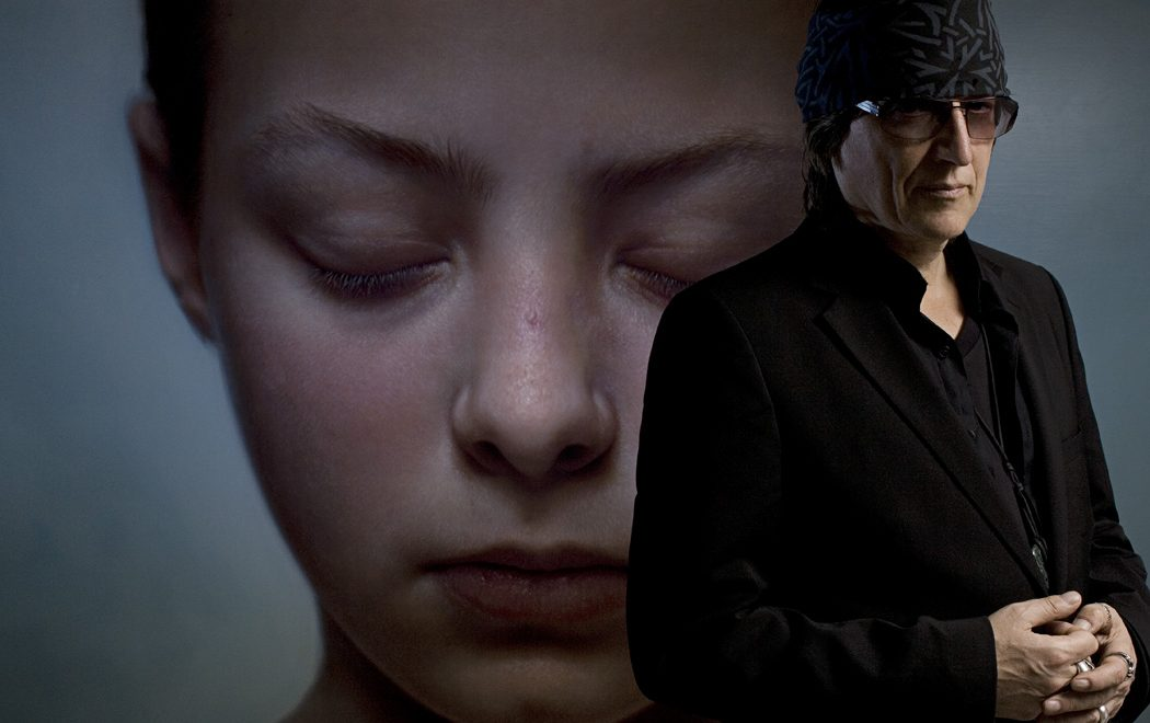 Austrian Artist Gottfried Helnwein Exhibits in Belgrade