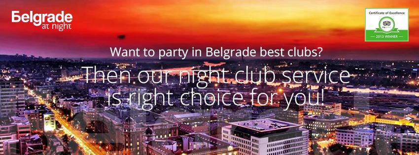 Belgrade at Night 12