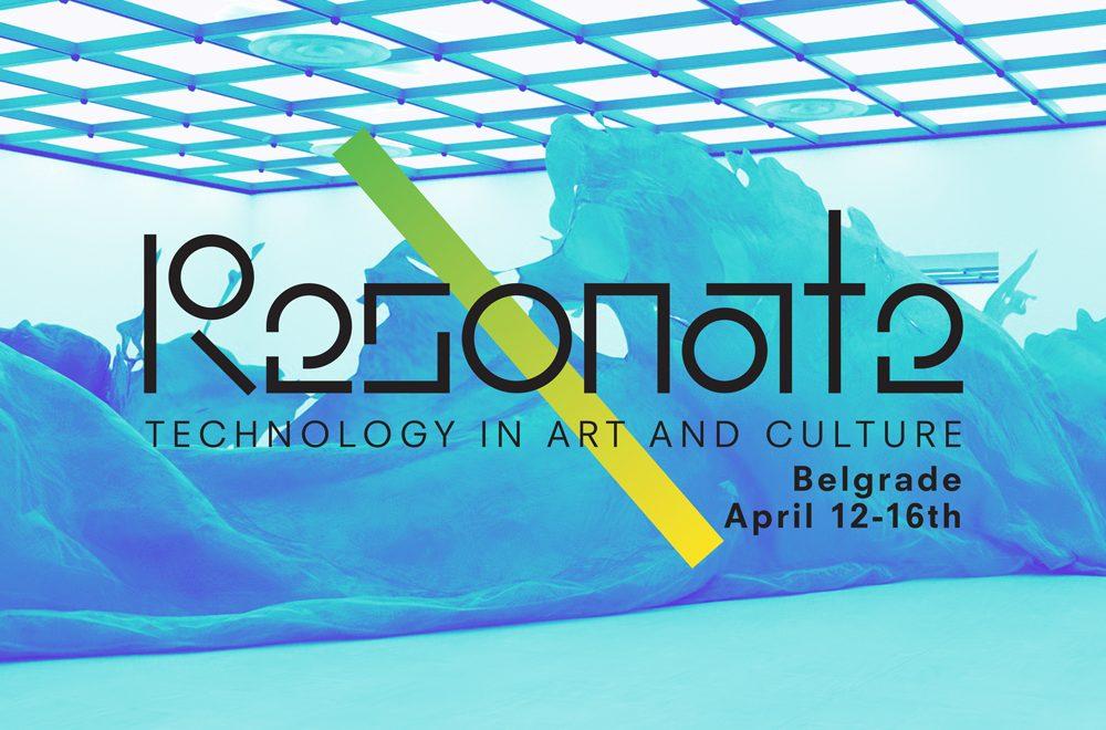 RESONATE 2016 – Belgrade, 12-16 April 2016