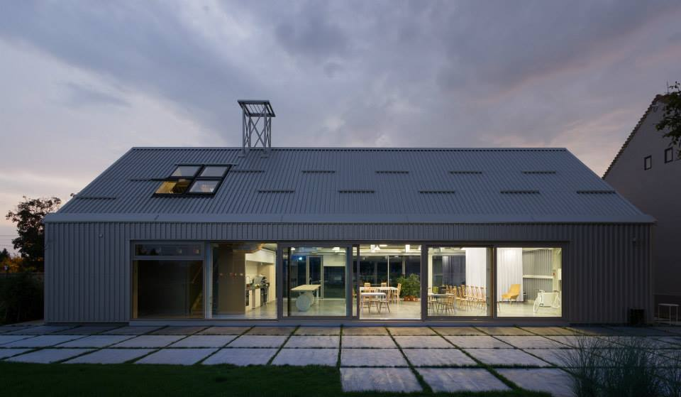 Mokrin house a co working retreat in rural serbia still in belgrade - Hangar maison ...