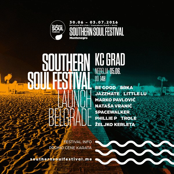 Southern Soul Festival Launch Party Still In Belgrade