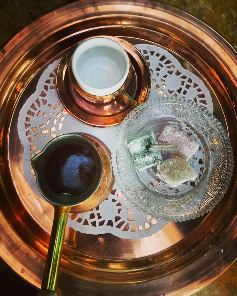 turska kafa i ratluk