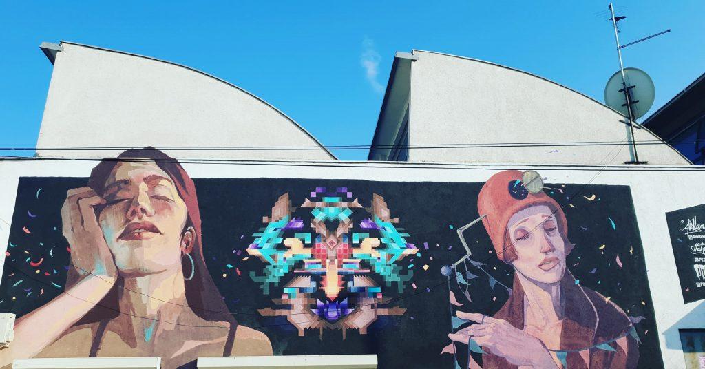 belgrade street art
