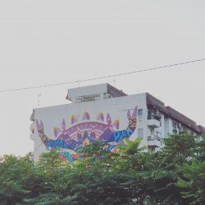 belgrade mural in dorcol
