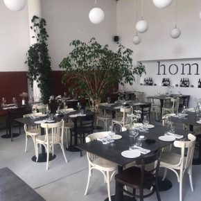 homa restaurant belgrade