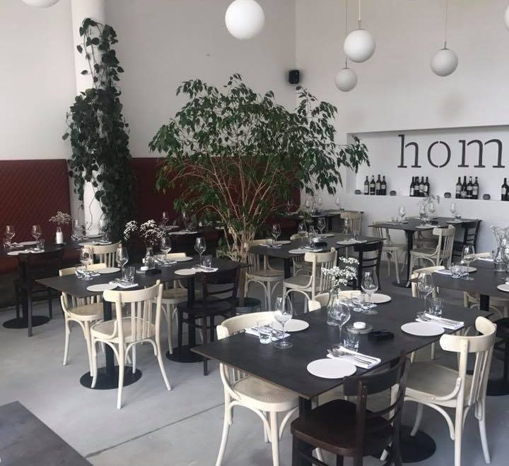 Homa Fine Dining a Delight for All the Senses