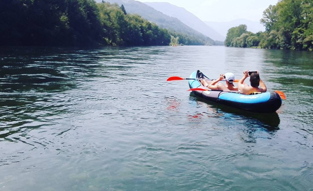 Drina Kayaking Tour – 1 Day