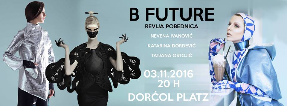 B Future Fashion Show of BFW Winners