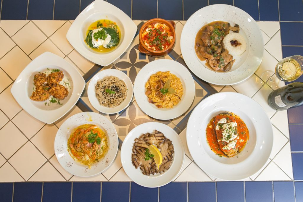 Mediterranean cuisine belgrade