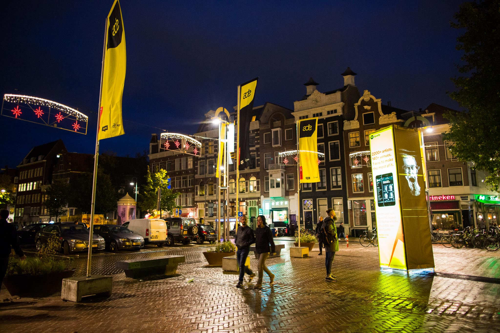 amsterdam during ADE