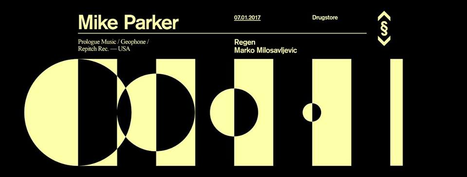Mike Parker to play at Drugstore