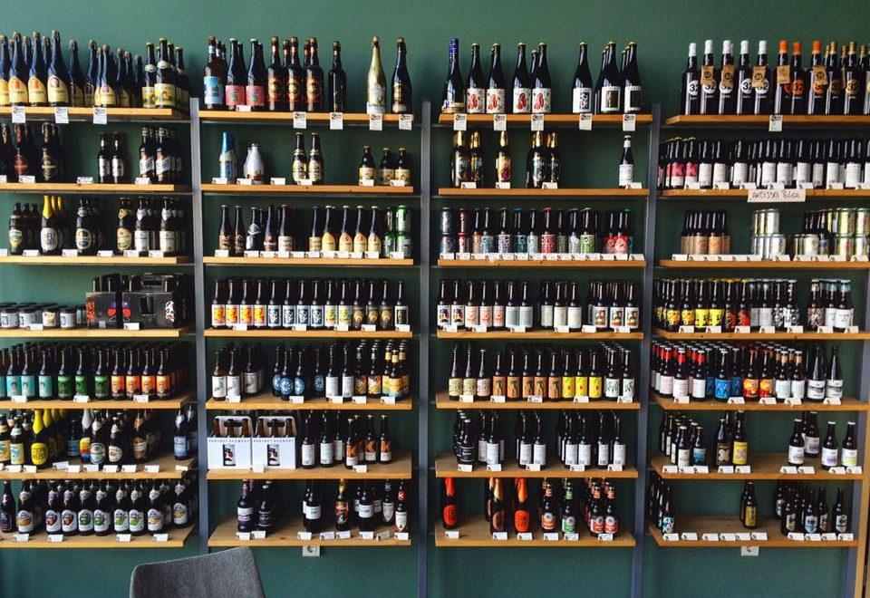 Top 5 Places for drinking beer in Belgrade