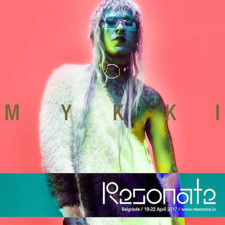 RESONATE MUSIC Announcement: MYKKI BLANCO performs on Resonate!