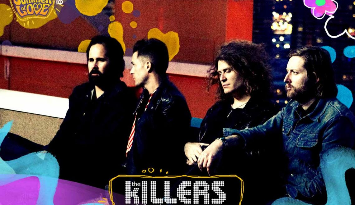 The Killers to headline EXIT Festival Day Zero