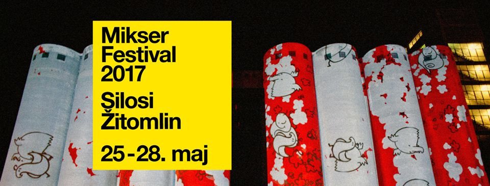 Mikser Festival 2017 Starts Soon at Lower Dorcol's Zitomlin