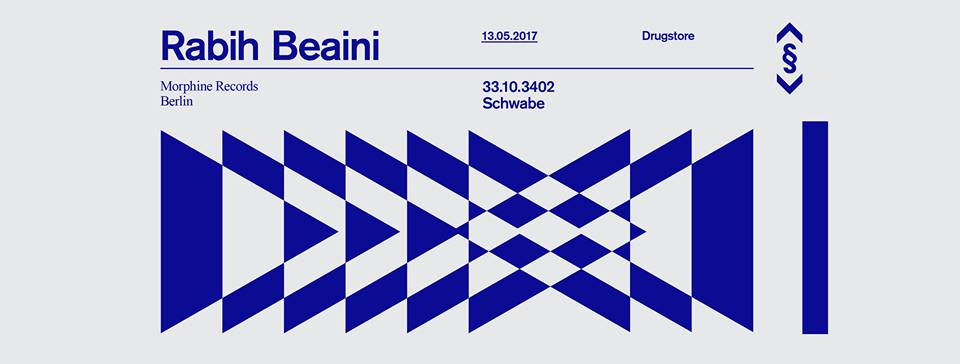 Rabih Beaini to Play at Drugstore