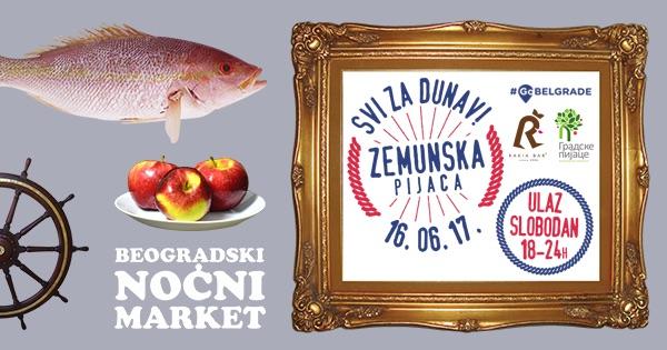 belgrade night market