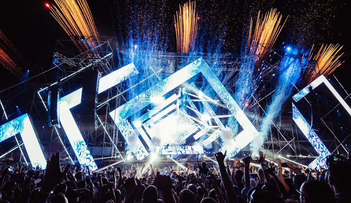 EXIT Festival entered a new era with record attendance of 215,000 visitors!