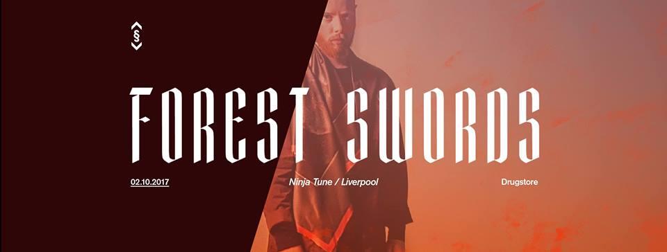 Forest Swords to Play in Drugstore Belgrade
