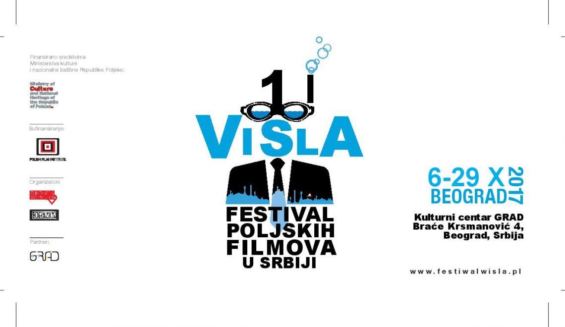 The 1st Polish Film Festival 'Vistula' in Serbia