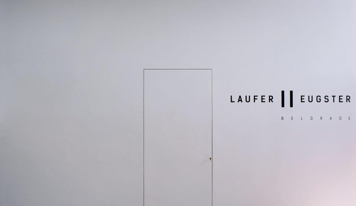 "Laufter II Eugster Presents Marta Jovanic ""Motherhood"""