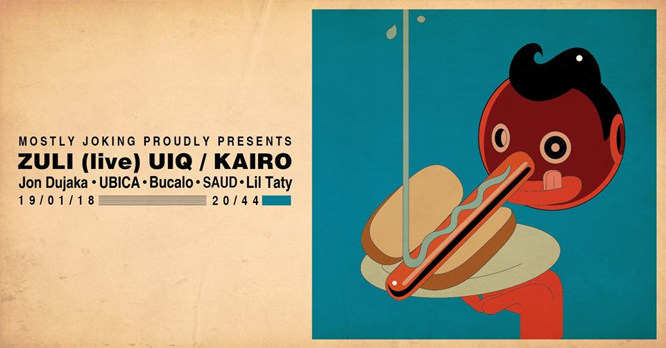 ZULI (Live) UIQ/Kairo to play at Club 20/44